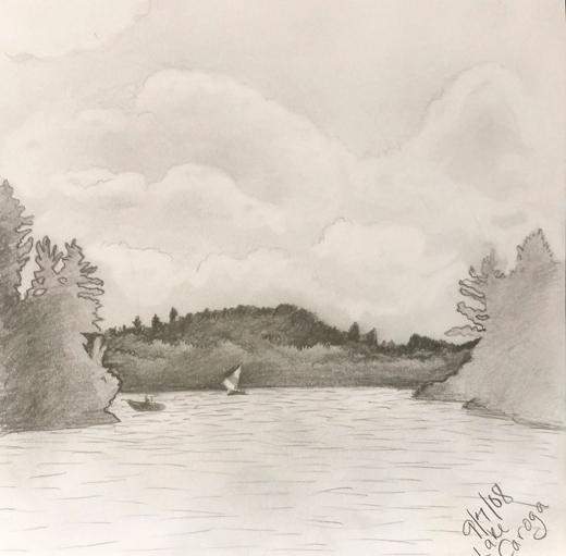 Lake Caroga