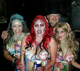 vampire chicks