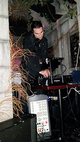 DJ Eric Aengel