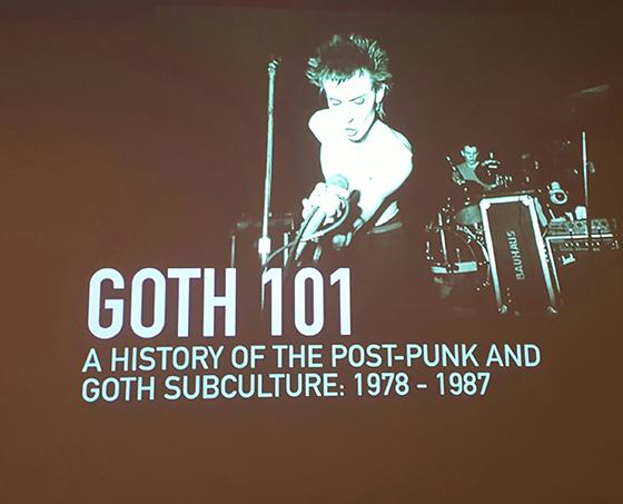 Goth 101